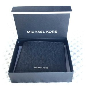 MK Bifold Wallets